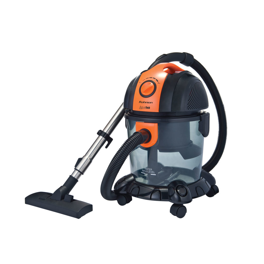 Water Filtration Vacuum Cleaner R-144 AquaTech