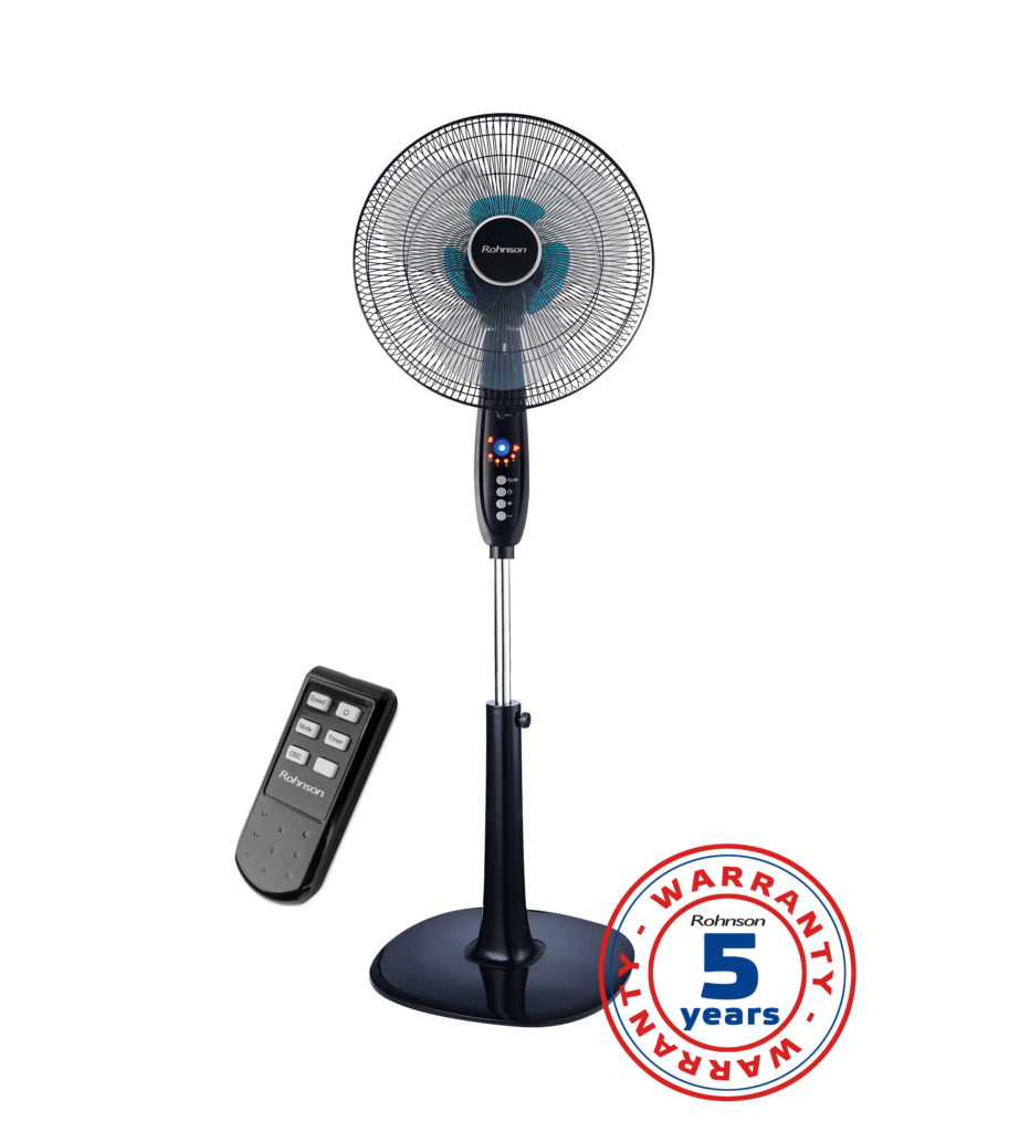 Stand Fan R-838 Double Blade
