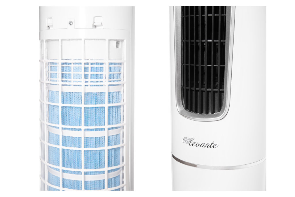4-in-1 Tower Air Cooler R-879 Levante