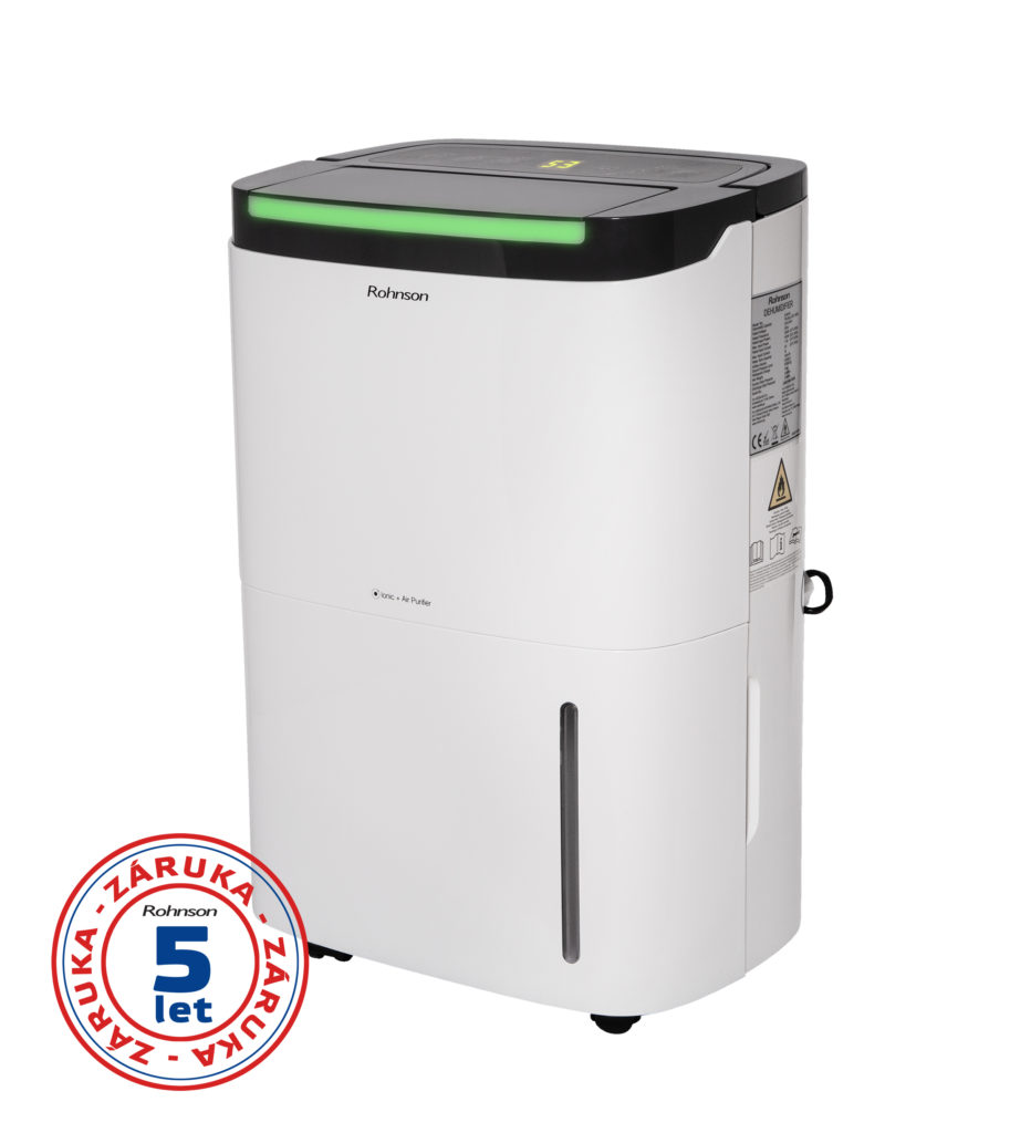 Dehumidifier R-9630 Ionic + Air Purifier
