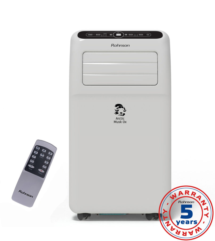 Portable Air Conditioner 3 in 1 R-887 Arctic Musk Ox