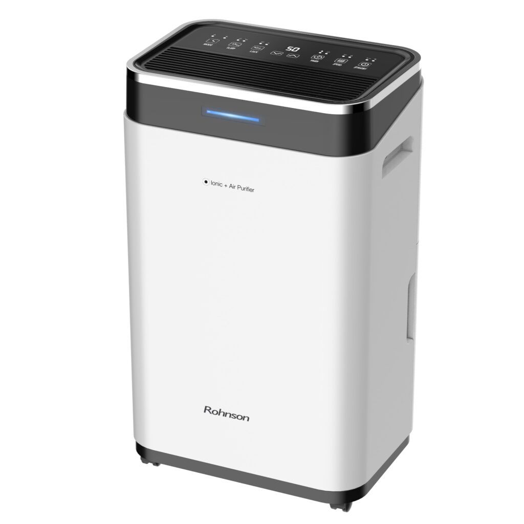 Dehumidifier R-9725 Ionic + Air Purifier