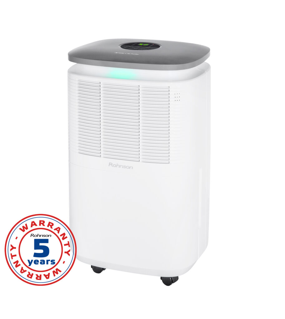 Dehumidifier R-9912 Ionic + Air Purifier