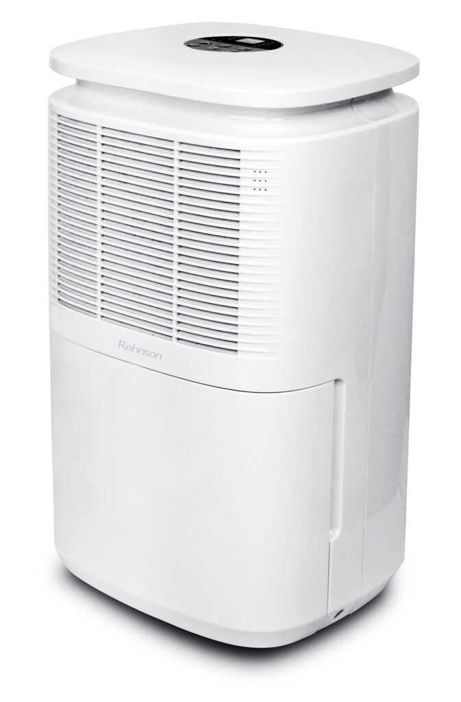 Dehumidifier R-9710 Ionic + Air Purifier