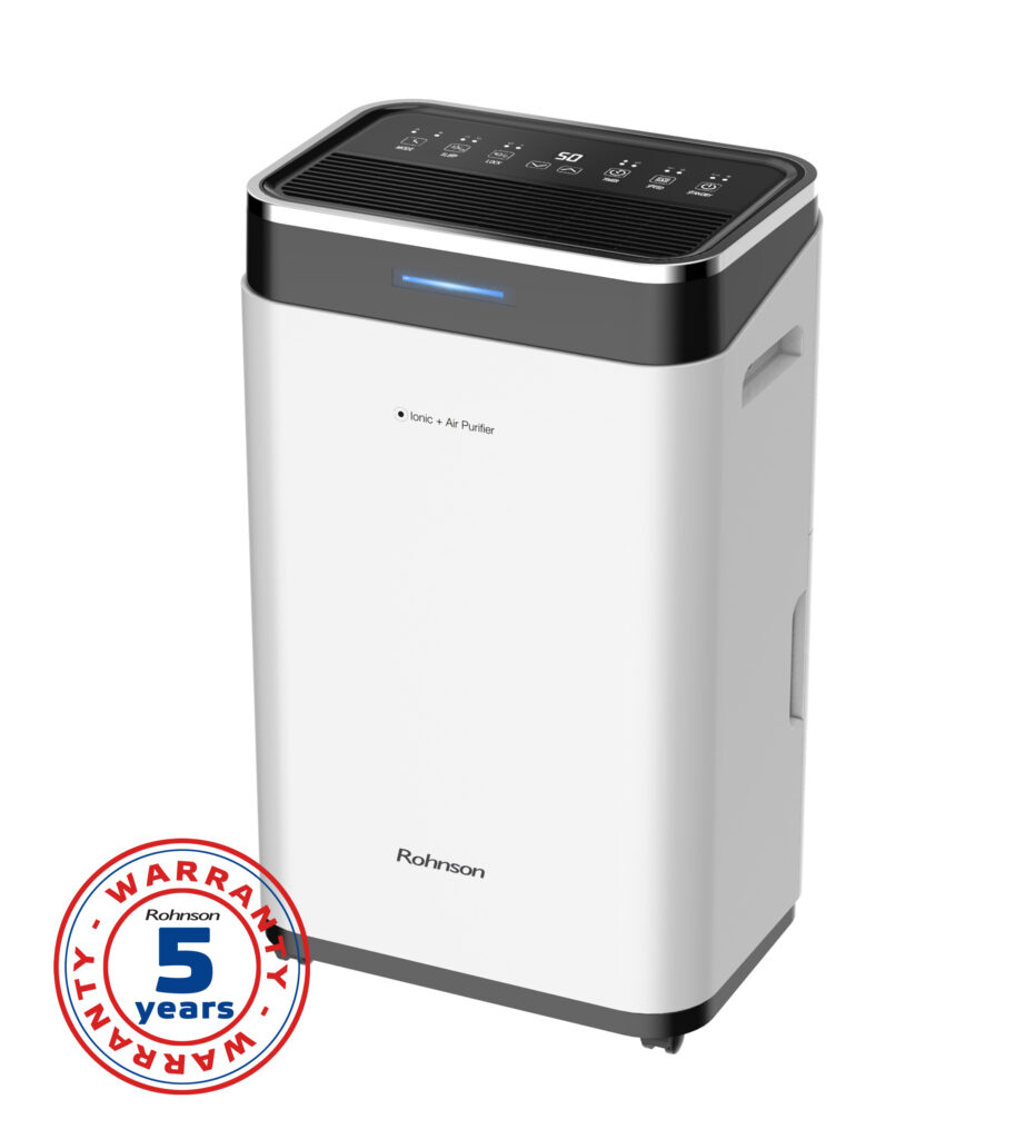 Dehumidifier R-9575 Ionic + Air Purifier