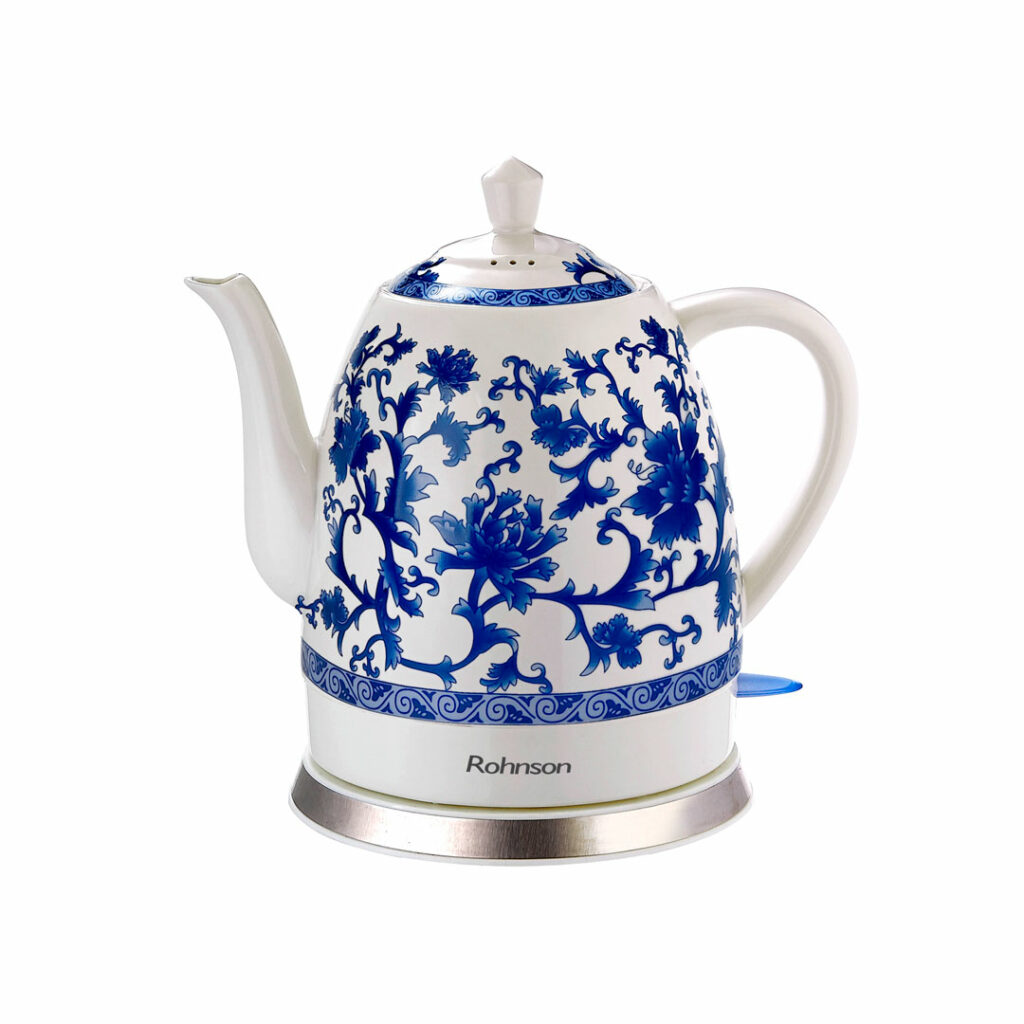Ceramic Electric Kettle R-7808